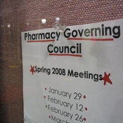 Pharmacy Governing Council!