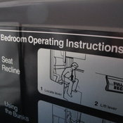 Bedroom Operating Instructions