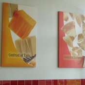 Contrast? That's awful artsy of you, Taco Bell.