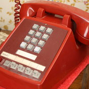 The Red Phone!