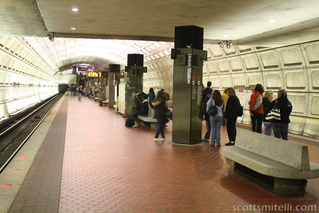 The DC Subway System