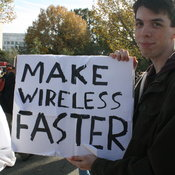 Make Wireless Faster
