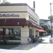 The Coffee Bean on San Vicente Boulevard