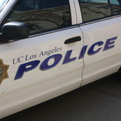 UC Los Angeles Police