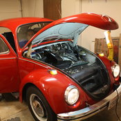 The 1969 VW Bug Project