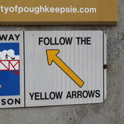 Follow The Yellow Arrows