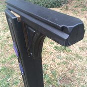 Fixing Our Smashed-Up Mailbox