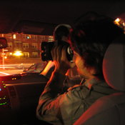 Capturing the city lights